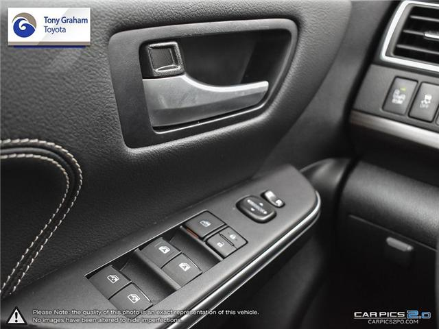 2015 Toyota Camry XLE (Stk: U9025) in Ottawa - Image 16 of 28