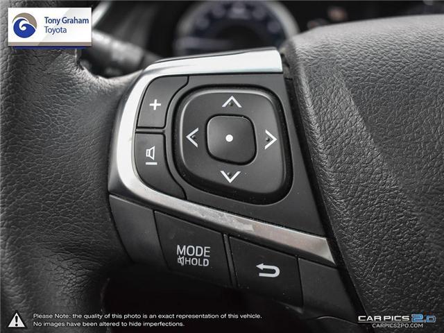 2015 Toyota Camry XLE (Stk: U9025) in Ottawa - Image 17 of 28