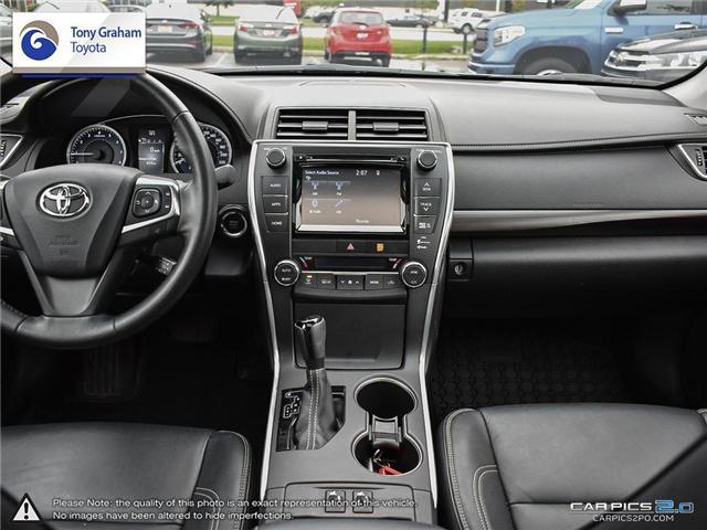 2015 Toyota Camry XLE (Stk: U9025) in Ottawa - Image 25 of 28