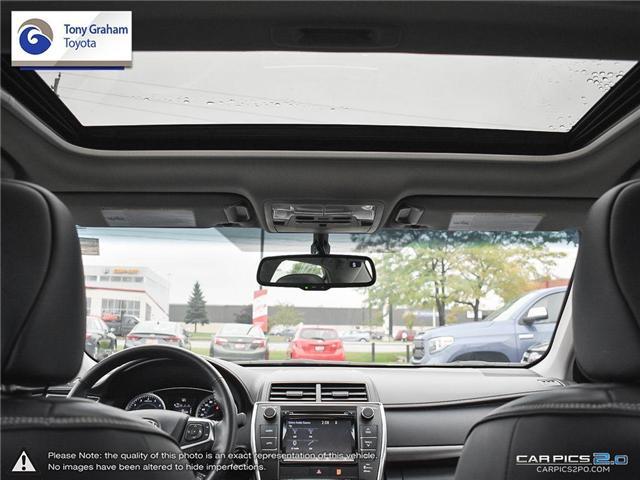 2015 Toyota Camry XLE (Stk: U9025) in Ottawa - Image 27 of 28
