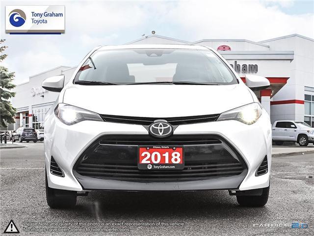 2018 Toyota Corolla LE (Stk: U9019) in Ottawa - Image 2 of 28