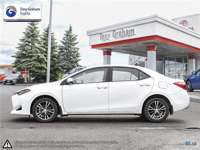 2018 Toyota Corolla LE (Stk: U9019) in Ottawa - Image 3 of 28