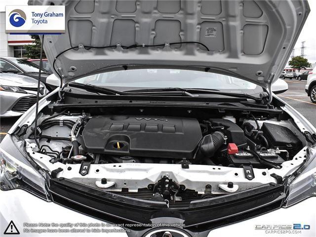 2018 Toyota Corolla LE (Stk: U9019) in Ottawa - Image 8 of 28