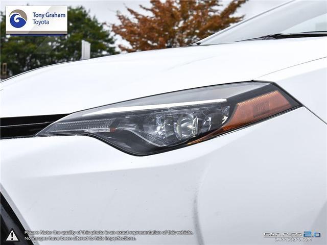 2018 Toyota Corolla LE (Stk: U9019) in Ottawa - Image 10 of 28