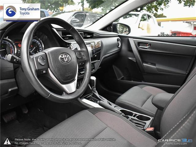 2018 Toyota Corolla LE (Stk: U9019) in Ottawa - Image 13 of 28