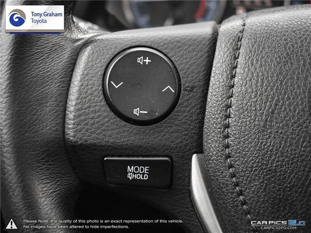 2018 Toyota Corolla LE (Stk: U9019) in Ottawa - Image 17 of 28
