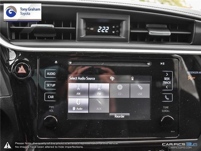 2018 Toyota Corolla LE (Stk: U9019) in Ottawa - Image 18 of 28