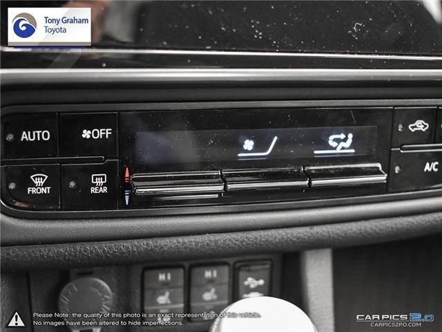 2018 Toyota Corolla LE (Stk: U9019) in Ottawa - Image 19 of 28