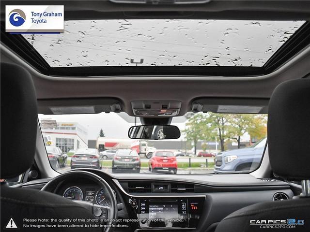 2018 Toyota Corolla LE (Stk: U9019) in Ottawa - Image 27 of 28