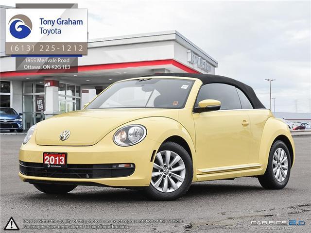 2013 Volkswagen Beetle  (Stk: D11312A) in Ottawa - Image 1 of 26