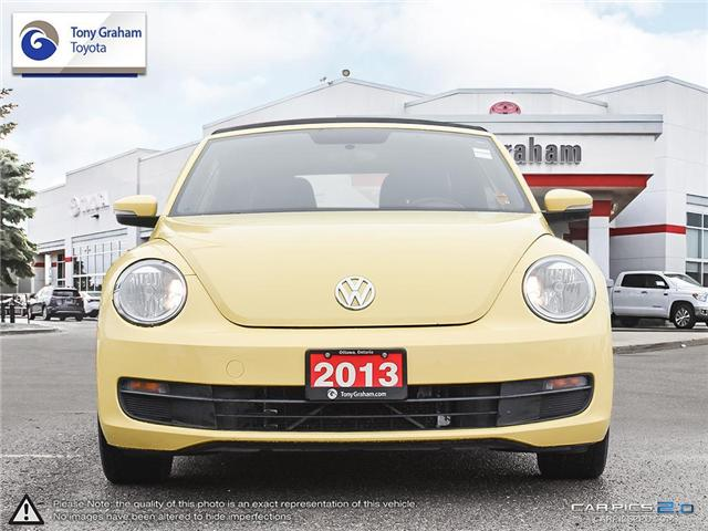 2013 Volkswagen Beetle  (Stk: D11312A) in Ottawa - Image 2 of 26