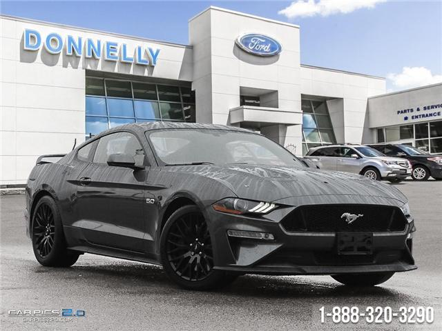 2018 Ford Mustang GT (Stk: DR1079) in Ottawa - Image 1 of 27