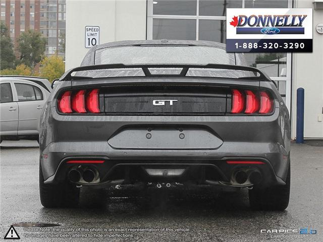 2018 Ford Mustang GT (Stk: DR1079) in Ottawa - Image 5 of 27