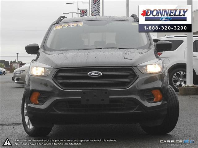2018 Ford Escape S (Stk: DR1944) in Ottawa - Image 2 of 27