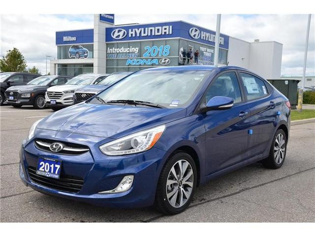 2017 Hyundai Accent GLS (Stk: 310529D) in Milton - Image 1 of 21