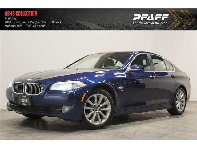 2012 BMW 528i xDrive (Stk: T15629A) in Vaughan - Image 1 of 13