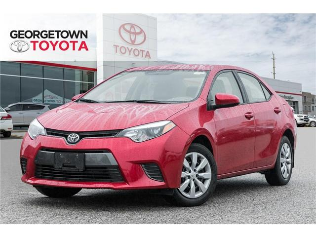 2016 Toyota Corolla  (Stk: 16-61424) in Georgetown - Image 1 of 20