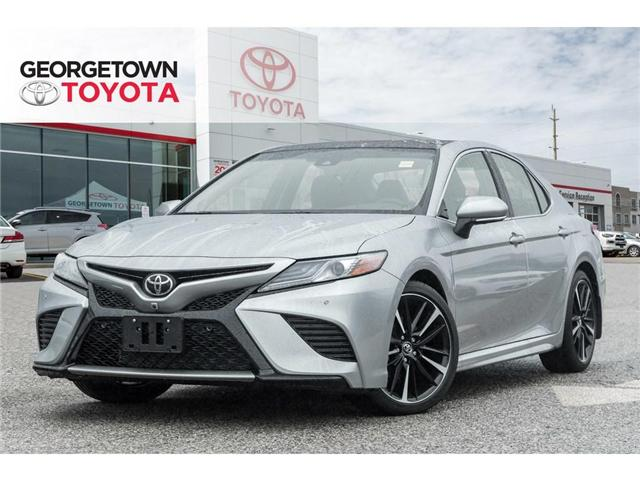 2018 Toyota Camry  (Stk: 18-12265) in Georgetown - Image 1 of 21