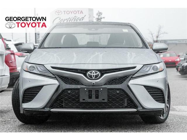 2018 Toyota Camry  (Stk: 18-12265) in Georgetown - Image 2 of 21
