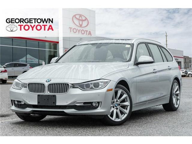 2014 BMW 328d xDrive Touring (Stk: 14-33178) in Georgetown - Image 1 of 21