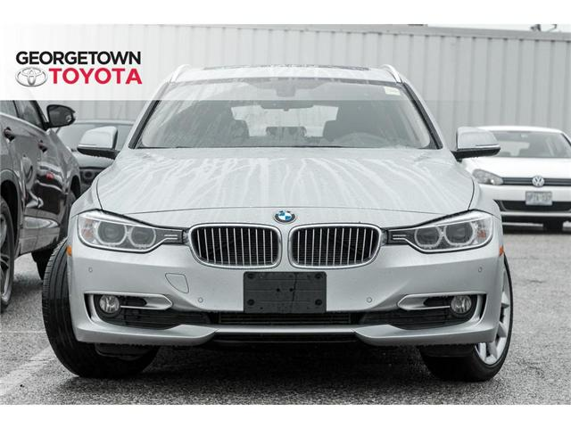2014 BMW 328d xDrive Touring (Stk: 14-33178) in Georgetown - Image 2 of 21