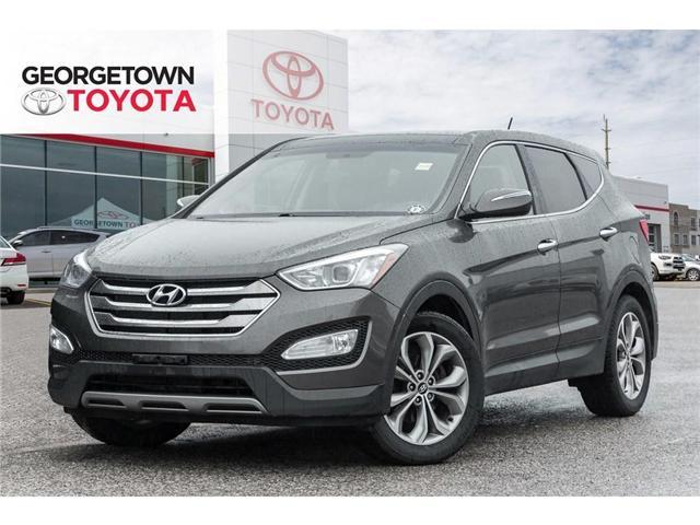 2013 Hyundai Santa Fe Sport  (Stk: 13-17399) in Georgetown - Image 1 of 20