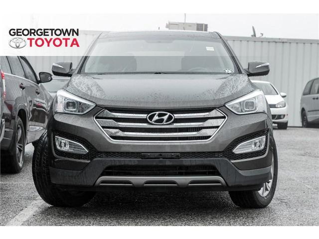 2013 Hyundai Santa Fe Sport  (Stk: 13-17399) in Georgetown - Image 2 of 20