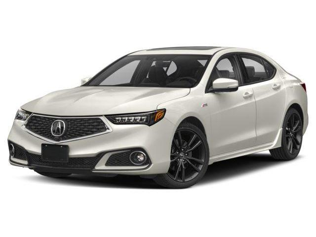 2019 Acura TLX Elite A-Spec (Stk: K801277) in Brampton - Image 1 of 9