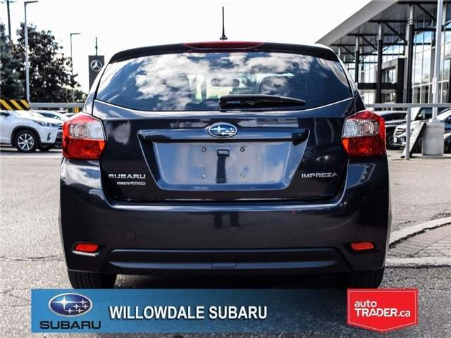 2014 Subaru Impreza 2.0i Touring   HEATED SEATS   REMOTE STARTER (Stk: P2569) in Toronto - Image 2 of 20