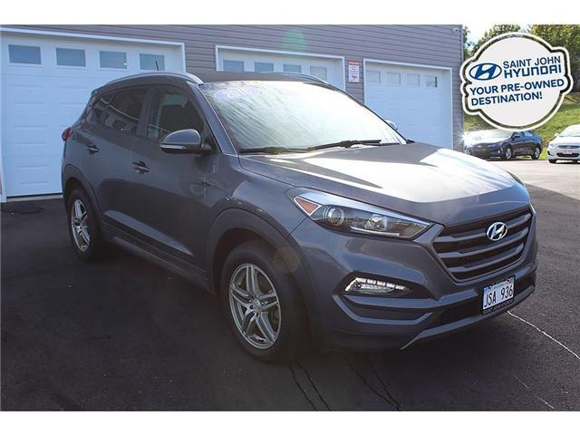 2016 Hyundai Tucson Premium 1.6 (Stk: U1782) in Saint John - Image 1 of 22