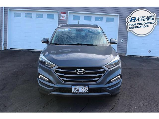 2016 Hyundai Tucson Premium 1.6 (Stk: U1782) in Saint John - Image 2 of 22