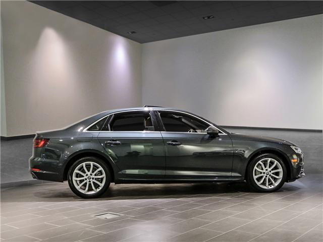2018 Audi A4 2.0T Progressiv (Stk: 180474) in Toronto - Image 4 of 30