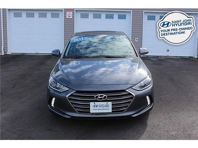 2017 Hyundai Elantra GL (Stk: U1852) in Saint John - Image 2 of 23