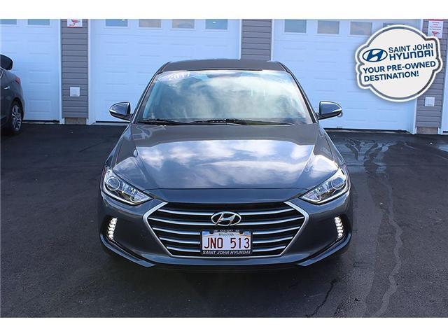 2017 Hyundai Elantra GL (Stk: U1853) in Saint John - Image 2 of 21