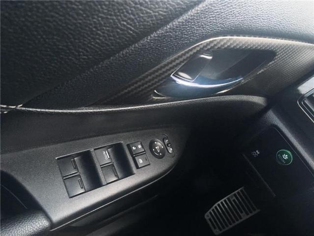 2016 Honda Accord Sedan sport (Stk: H7283-0) in Ottawa - Image 11 of 22