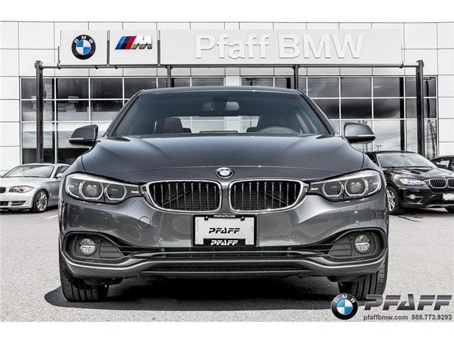 2018 BMW 430 i xDrive (Stk: U5135) in Mississauga - Image 2 of 15