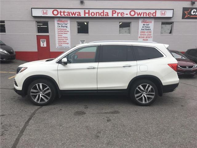 2016 Honda Pilot touring (Stk: H7285-0) in Ottawa - Image 1 of 24