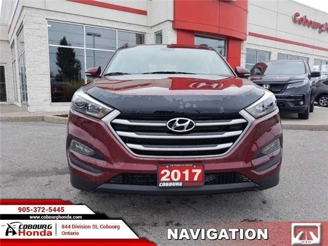2017 Hyundai Tucson Luxury (Stk: 18503A) in Cobourg - Image 2 of 8