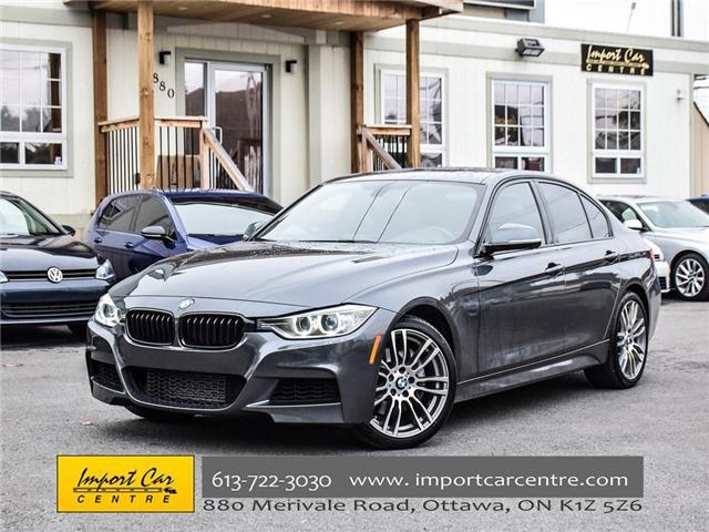 2013 BMW 335i xDrive (Stk: 140917) in Ottawa - Image 1 of 25