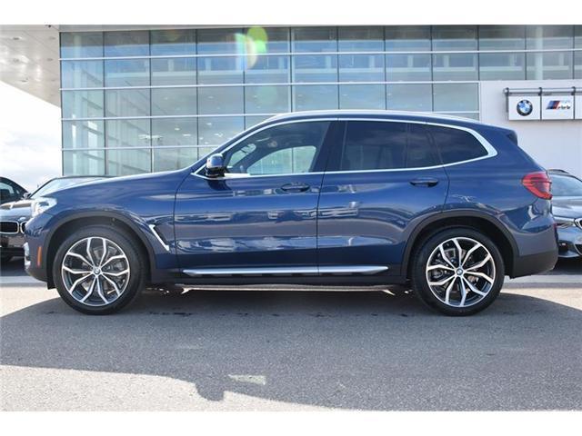 2019 BMW X3 xDrive30i (Stk: 9D95003) in Brampton - Image 2 of 12