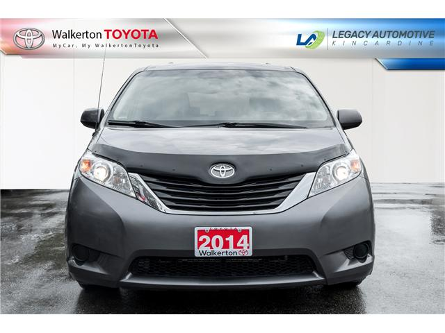 2014 Toyota Sienna LE 8 Passenger (Stk: 18468A) in Walkerton - Image 2 of 22