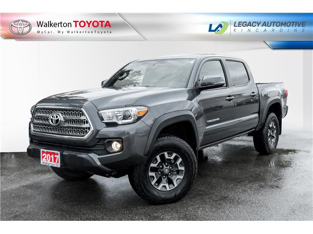 2017 Toyota Tacoma TRD Off Road (Stk: 18484A) in Kincardine - Image 1 of 22