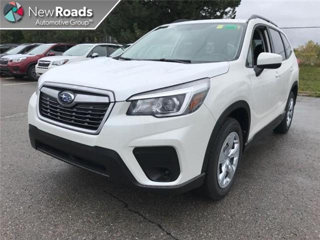 2019 Subaru Forester 2.5i (Stk: S19095) in Newmarket - Image 1 of 20