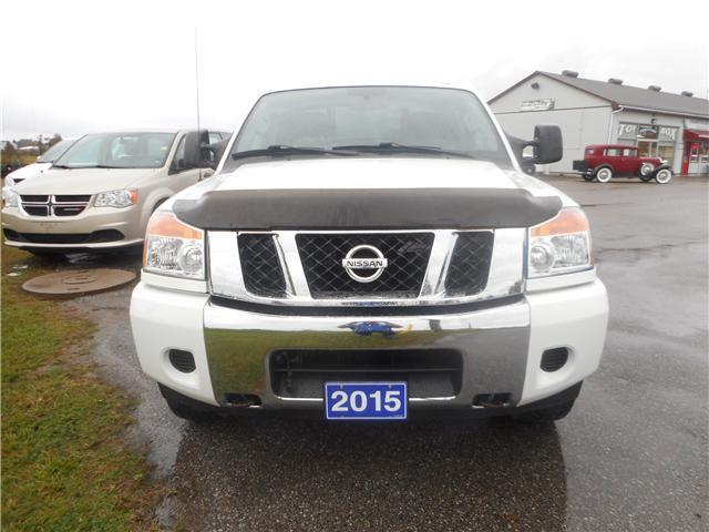 2015 Nissan Titan SV (Stk: NC 3661) in Cameron - Image 2 of 11