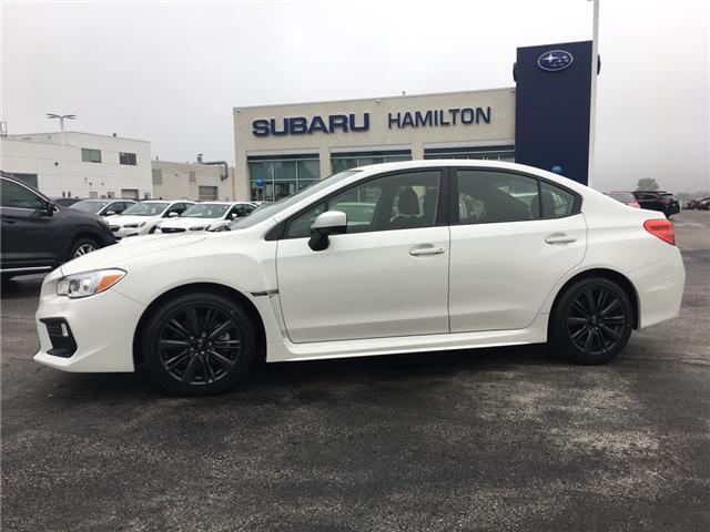 2018 Subaru WRX Base (Stk: S7212A) in Hamilton - Image 1 of 21