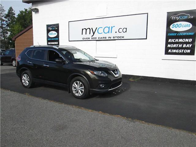 2015 Nissan Rogue SV (Stk: 181393) in North Bay - Image 2 of 14