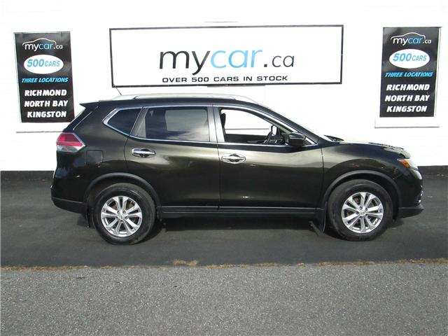 2015 Nissan Rogue SV (Stk: 181393) in North Bay - Image 1 of 14
