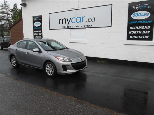 2013 Mazda Mazda3 GX (Stk: 181342) in North Bay - Image 2 of 13