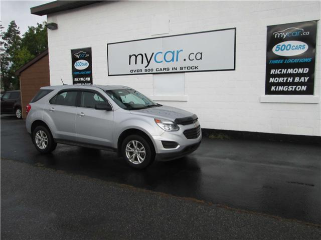 2017 Chevrolet Equinox LS (Stk: 181412) in Kingston - Image 2 of 13