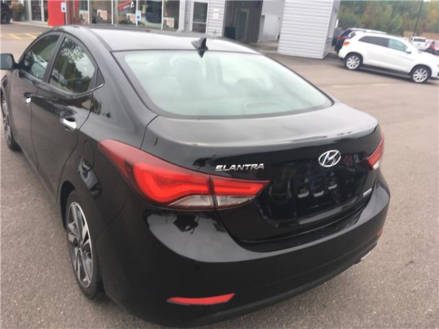 2015 Hyundai Elantra Limited (Stk: 18258-1) in Pembroke - Image 4 of 6